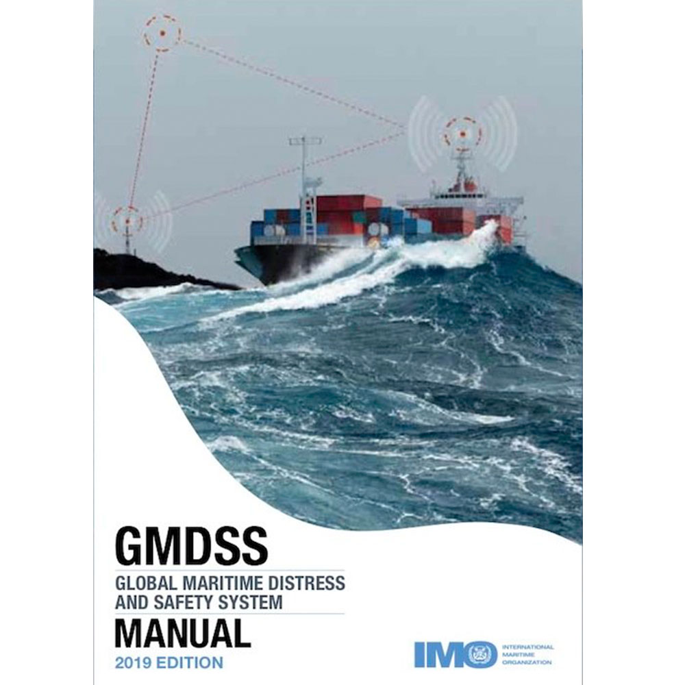 GMDSS Manual - 2019 Edition