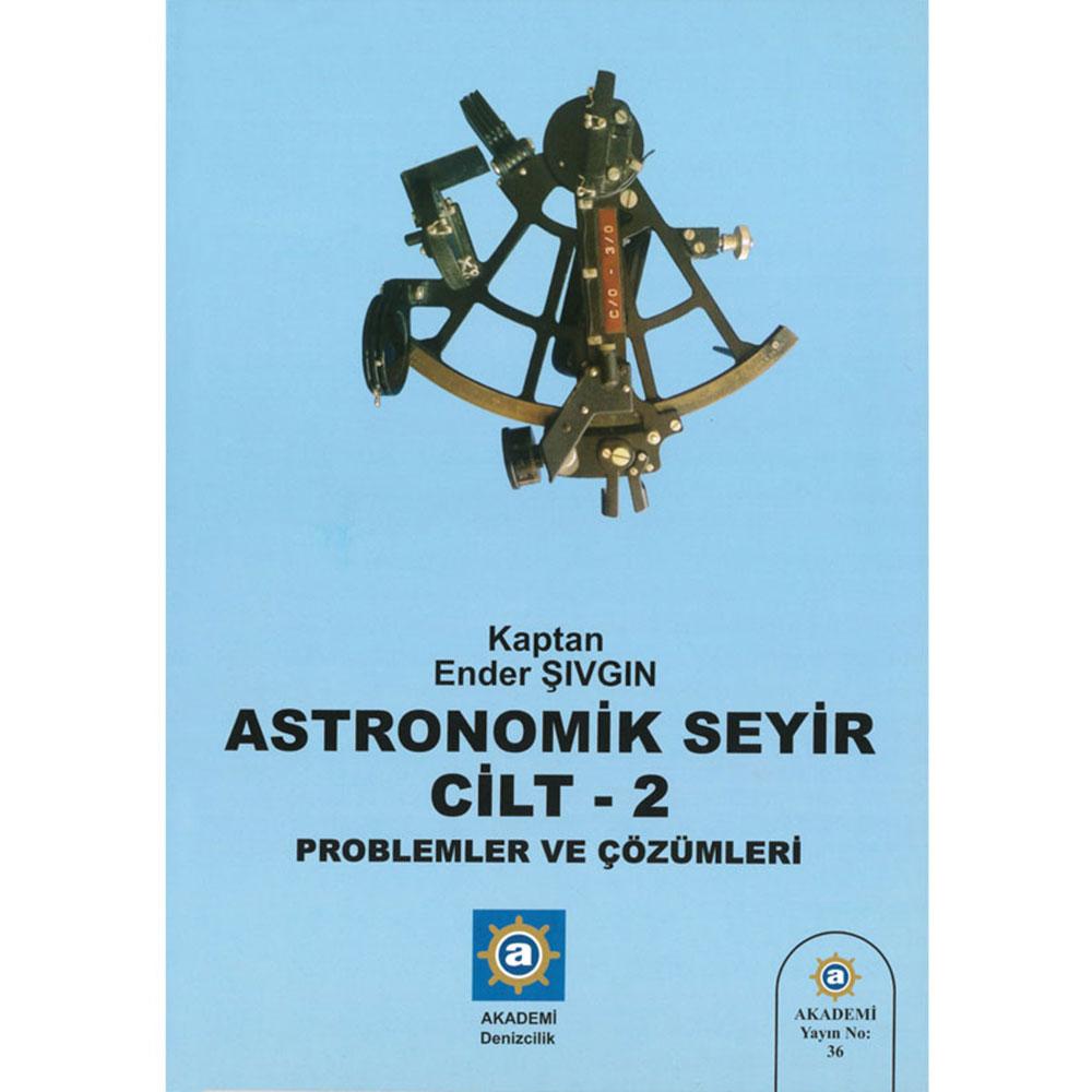 Astronomik Seyir 2 - Ender Şıvgın