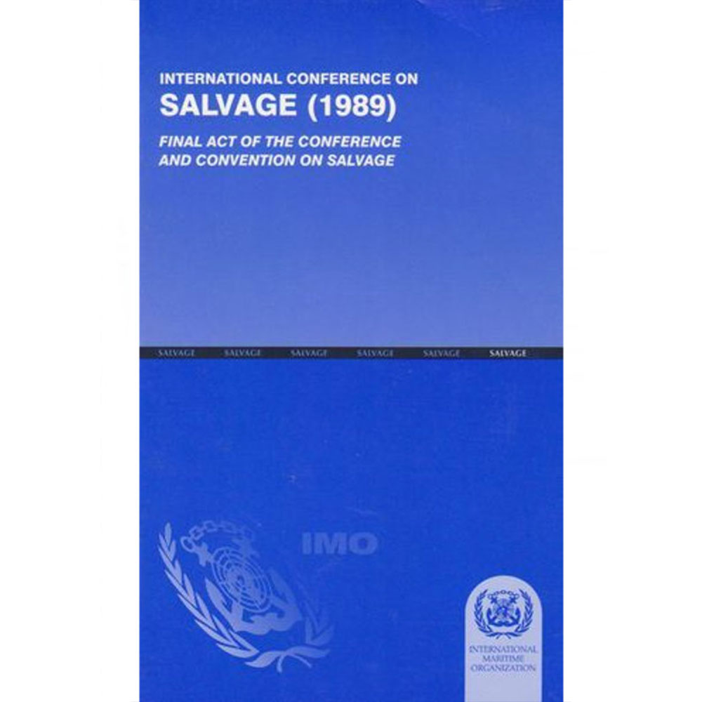 International Conference on Salvage - 1989 Edition