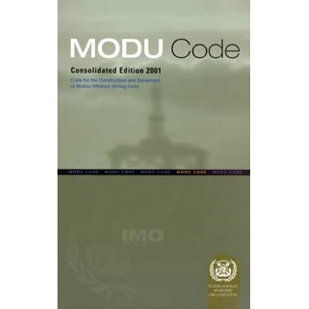 1989 MODU Code, Cons - 2001 Edition