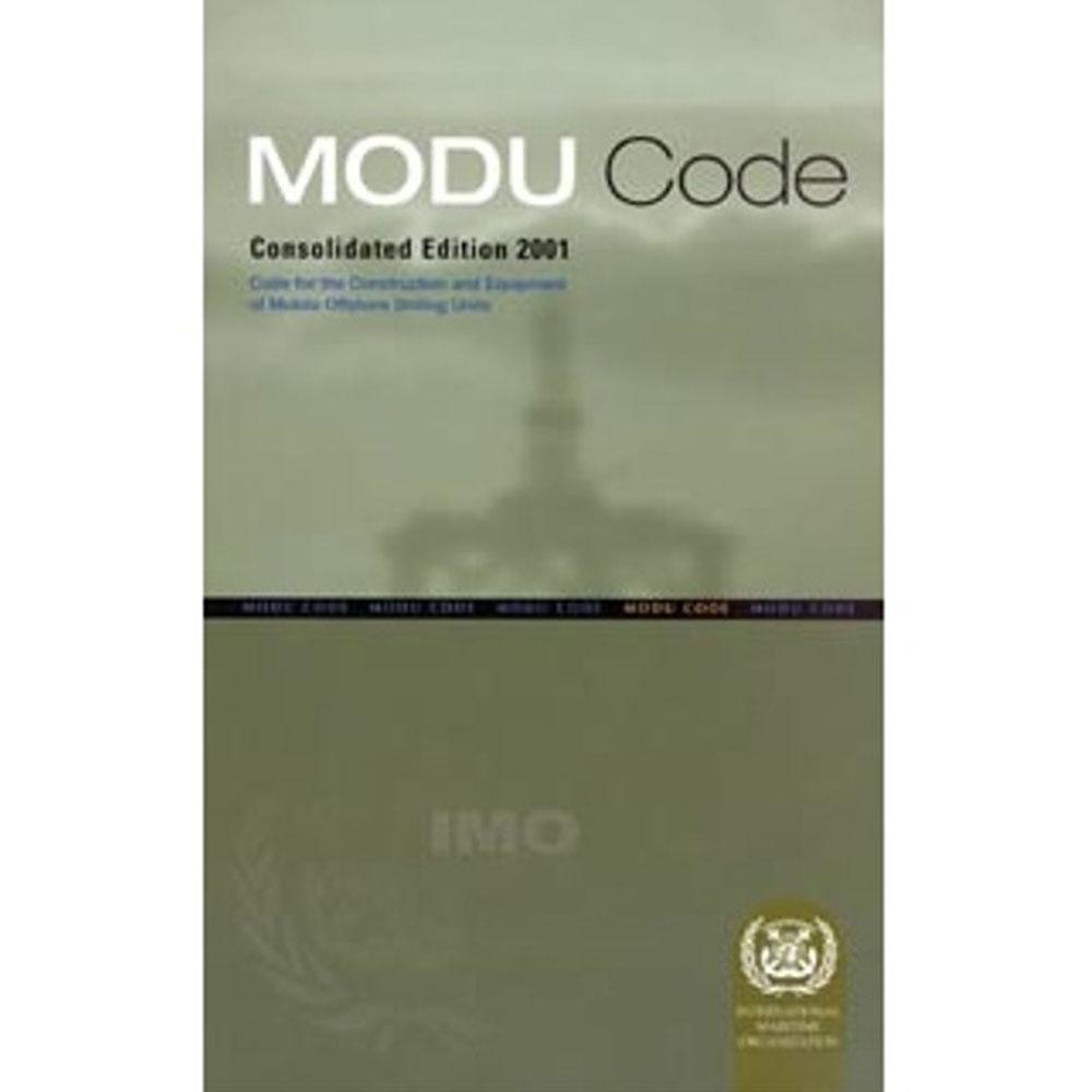 1989 MODU Code, Cons - 2001 Edition