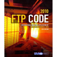 2010 Fire Test Procedures (FTP) Code - 2012 Edition