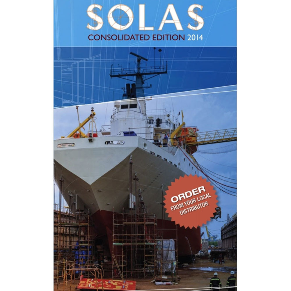 SOLAS Consolidated Editionition - 2020 Edition