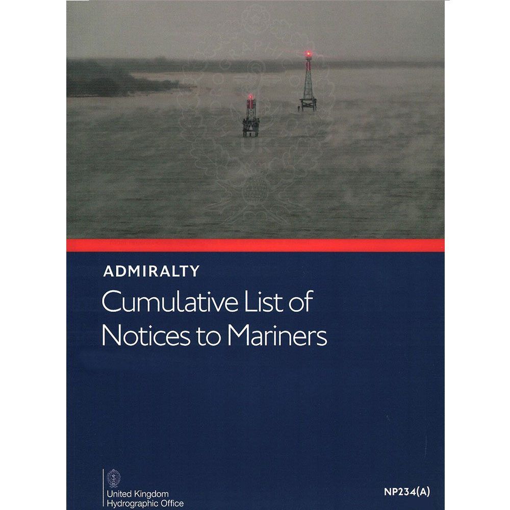 NP234A - Cumulative List Adm.Notices to Mariners Jan 2020 - JAN2021