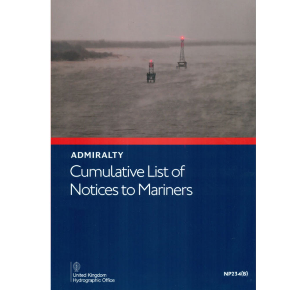 NP234B - Cumulative List Adm.Notices to Mariners July 2021 - JULY2021