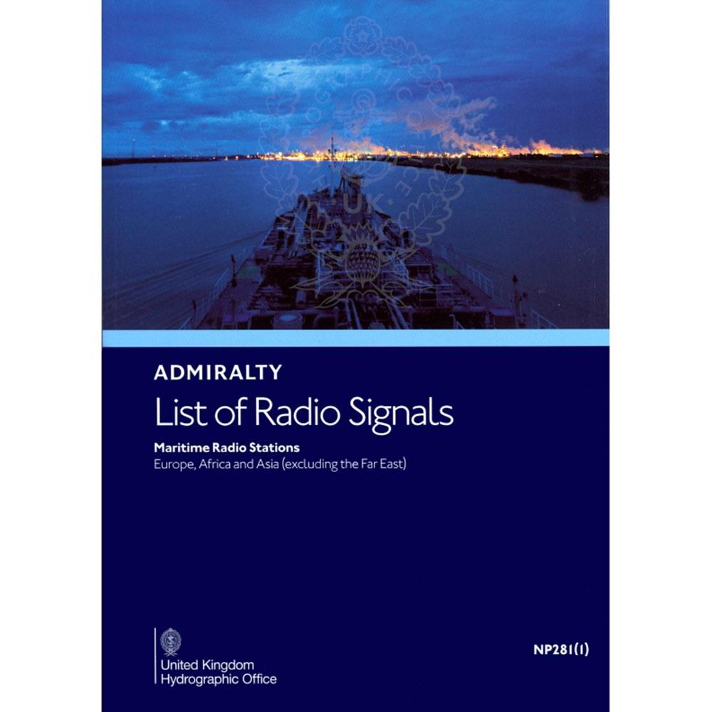 NP281(1) - List of Radio Signals Volume 1 Part 1 - 2019/20