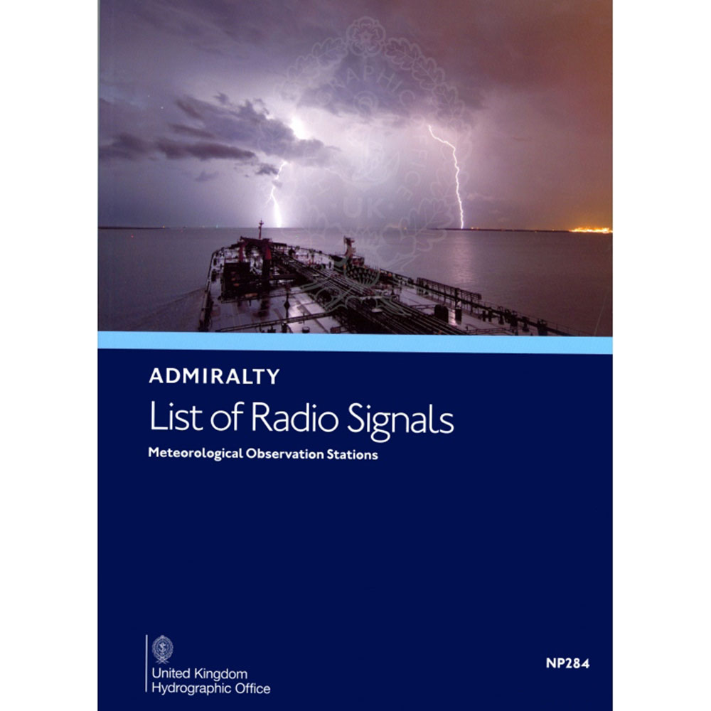 NP284 - List of Radio Signals,Vol.4 - 2018/19