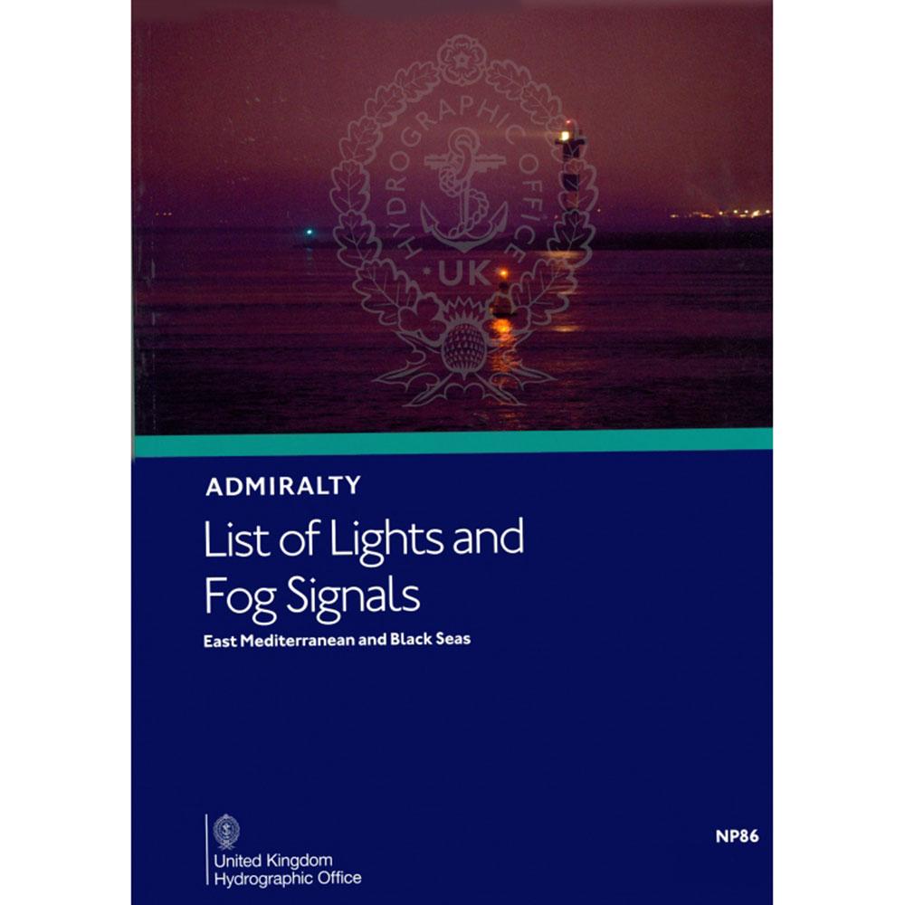 NP86 - List of Lights Vol.N - 1 st 2020