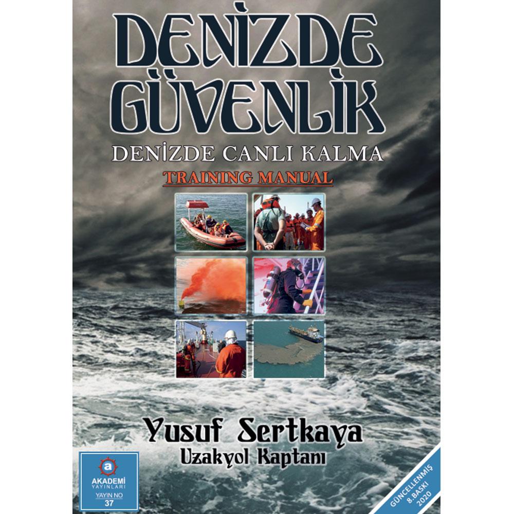 Denizde Güvenlik - Yusuf Sertkaya - Güncellenmiş 8.Baskı